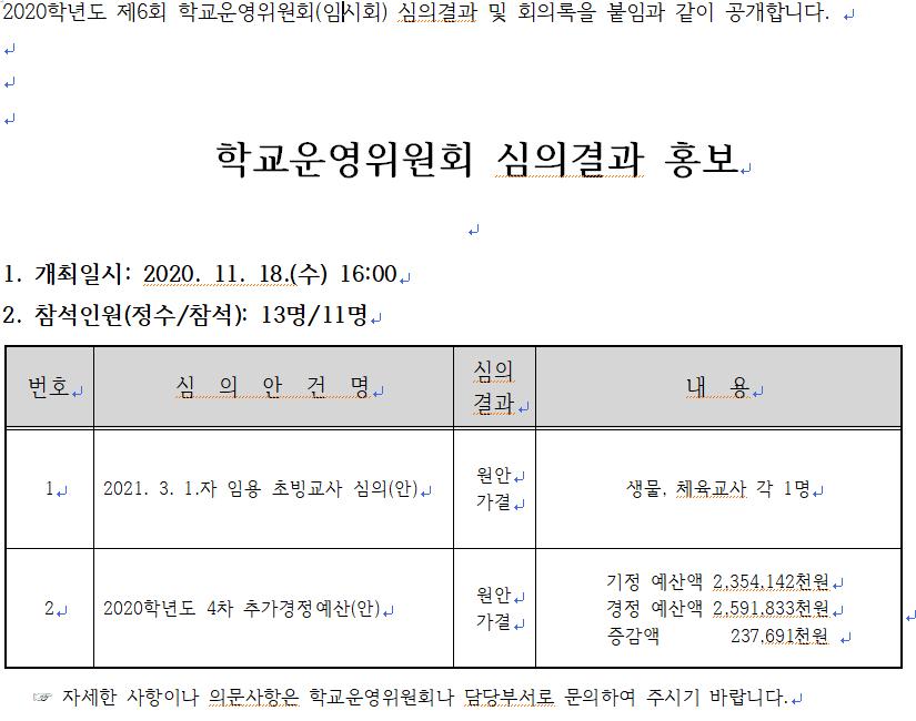 6회 심의홍보